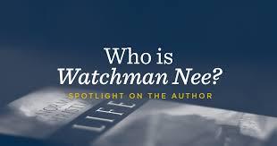 Love Not The World Watchman Nee Pdf