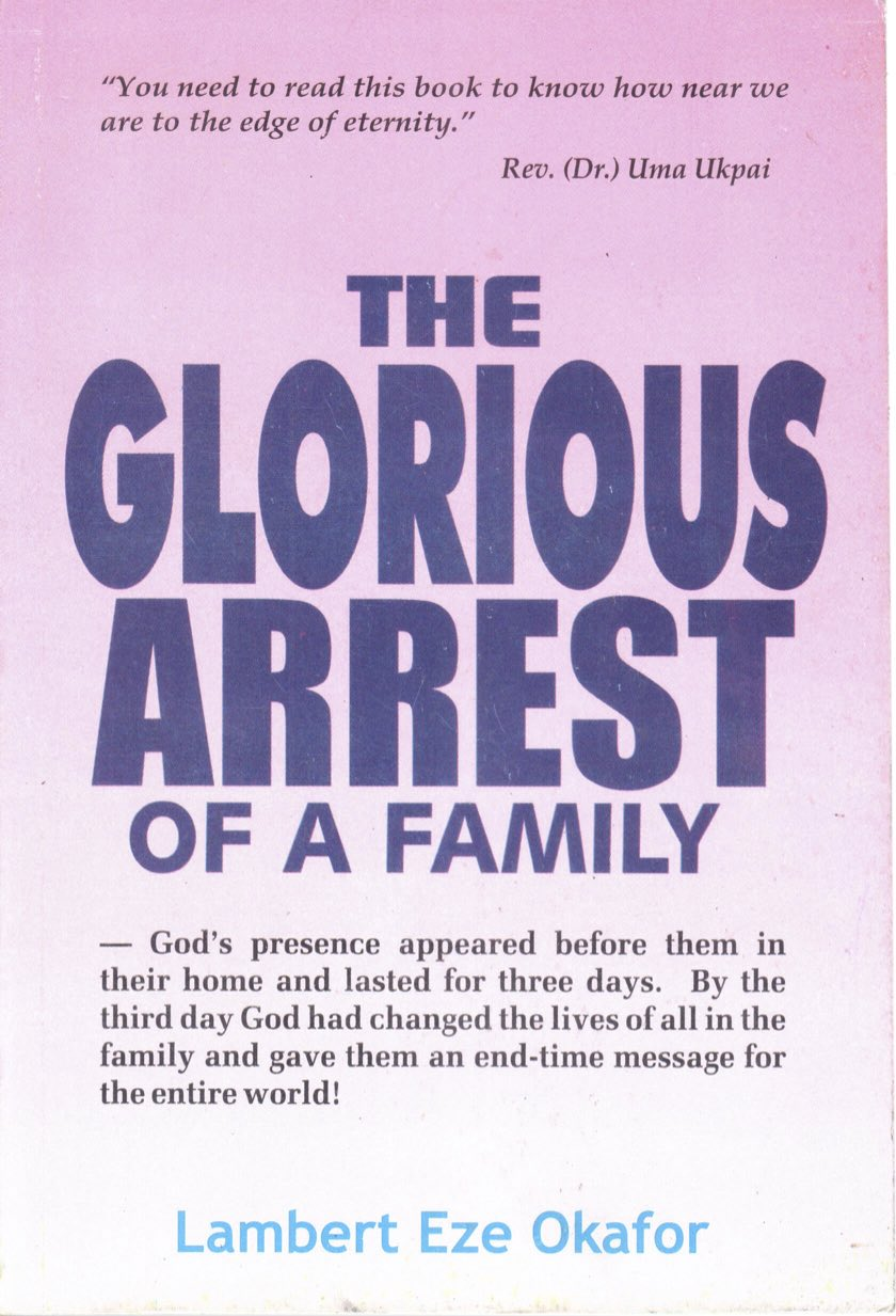 Glorious arrest of a family