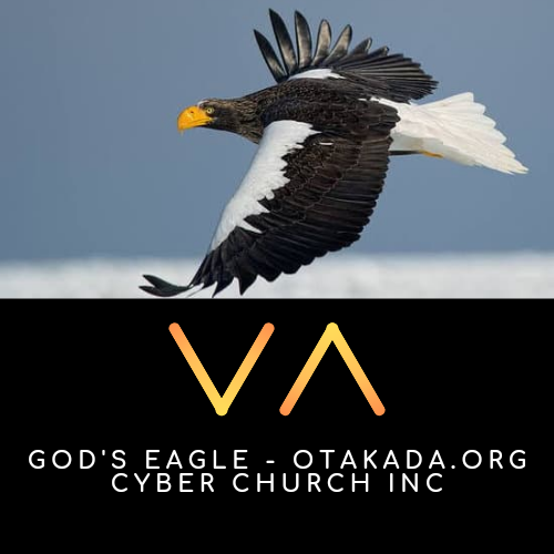 God's Eagle – Otakada.org Cyber Church Ministries Shop – Seeding the Nations and Transforming Lives Through the Timeless Truth in God's